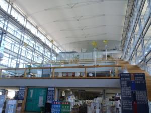 とてもおしゃれな掛川市役所