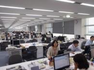 5Sが徹底された大阪府商工労働部経済交流促進課