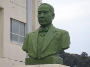 豊田佐吉翁胸像