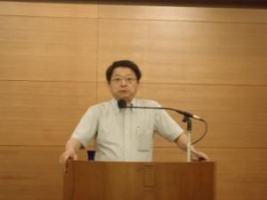 片山善博氏