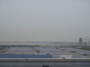 浮島太陽光発電所